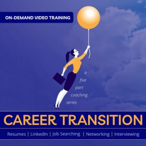 Career Transition Video Training