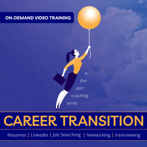 Career Transition Video Training