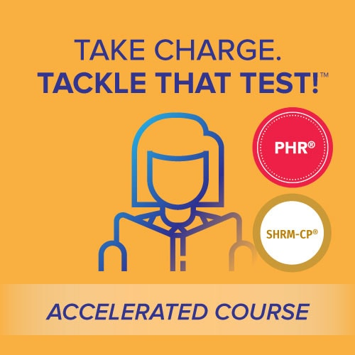 PHR accelerated course